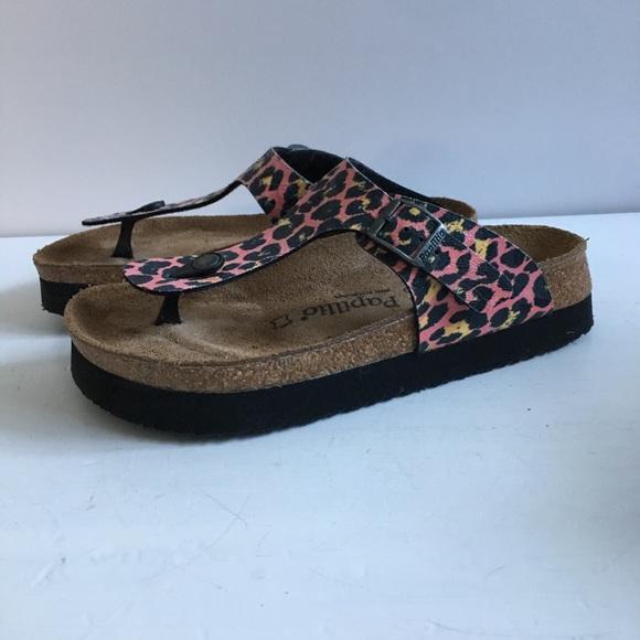 9bfd1836262a Birkenstock Shoes - Birkenstock Papillio Gizeh Platform Sandals Slides